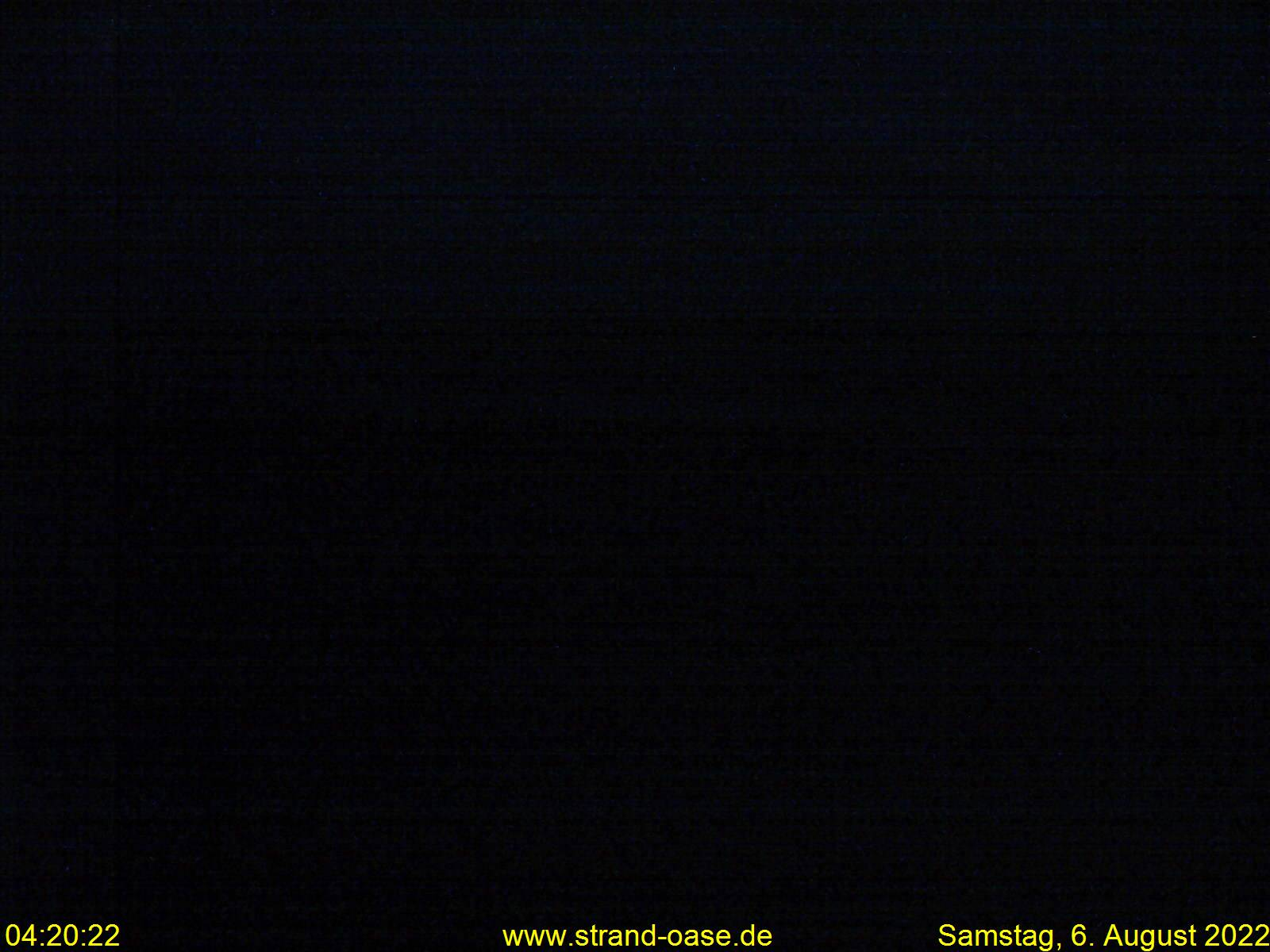 Webcam Strandoase Sylt